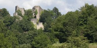 Badenweiler Castle